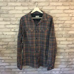 Columbia Omni-Shade Long Sleeve Button Down Shirt